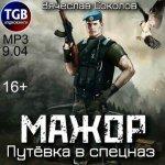 Вячеслав Иванович Соколов - Мажор. Путёвка в спецназ (2019) MP3